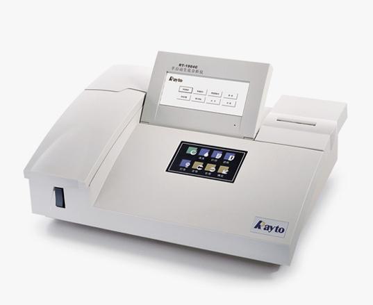 Rt1904 Semi-Auto Chemistry Analyzer