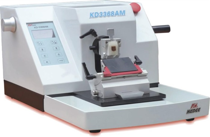 KD-3368AM Automated Microtome